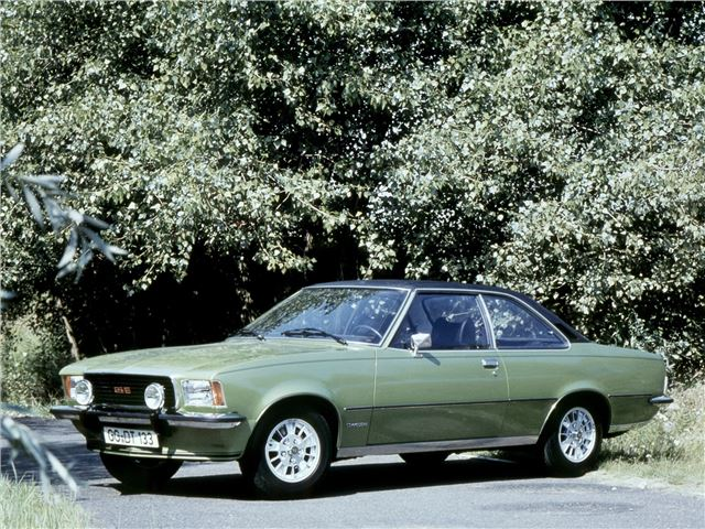 1972 Opel Commodore #21
