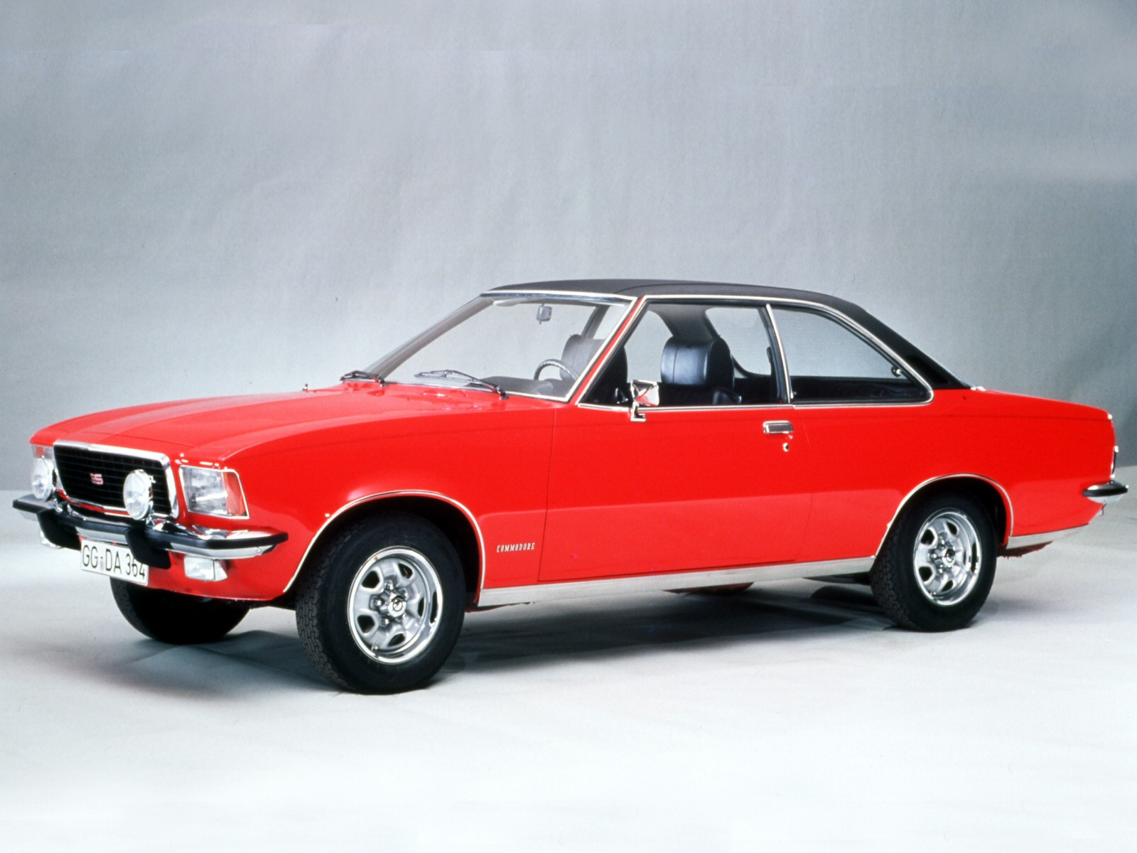 1972 Opel Commodore #20