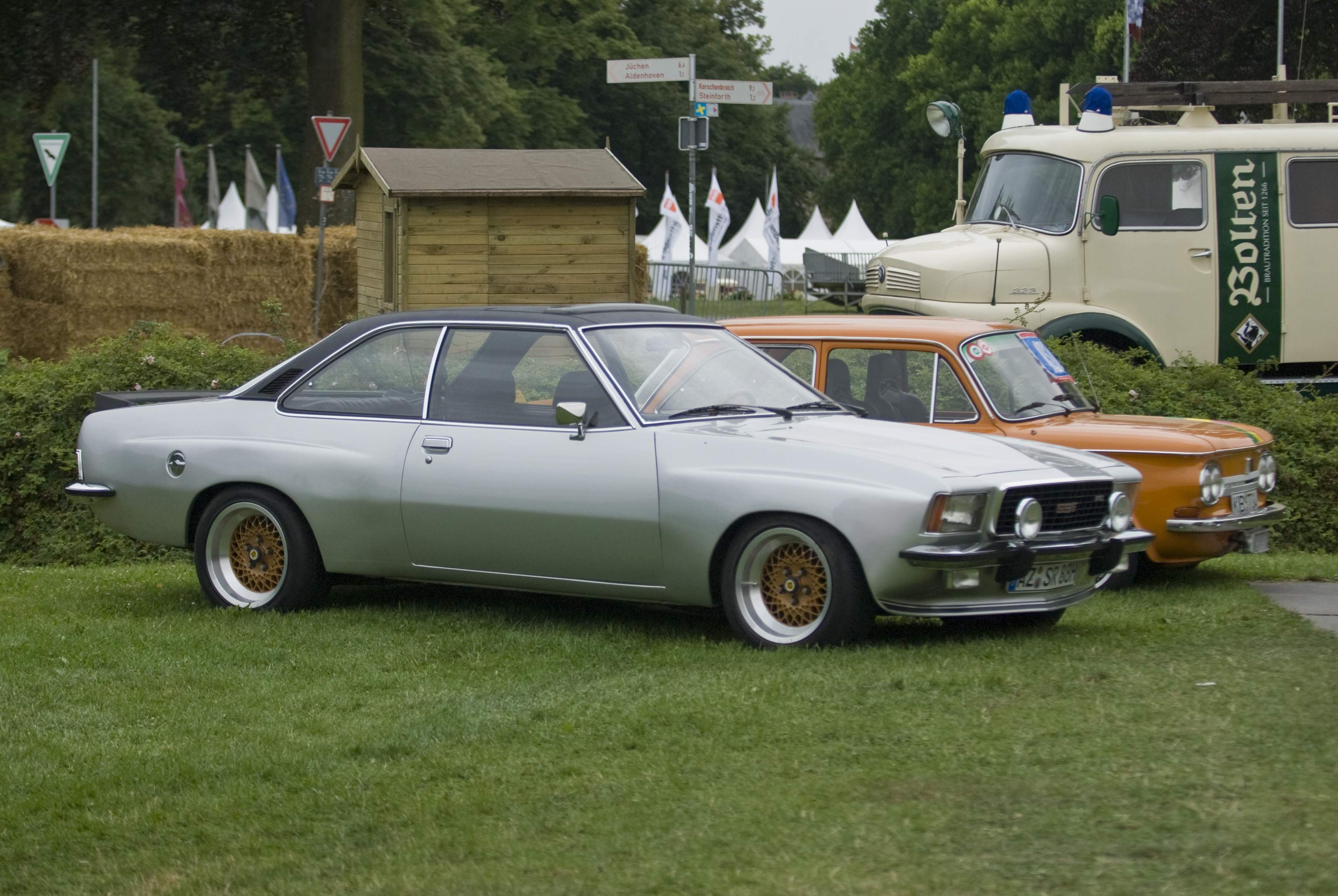 1972 Opel Commodore #23