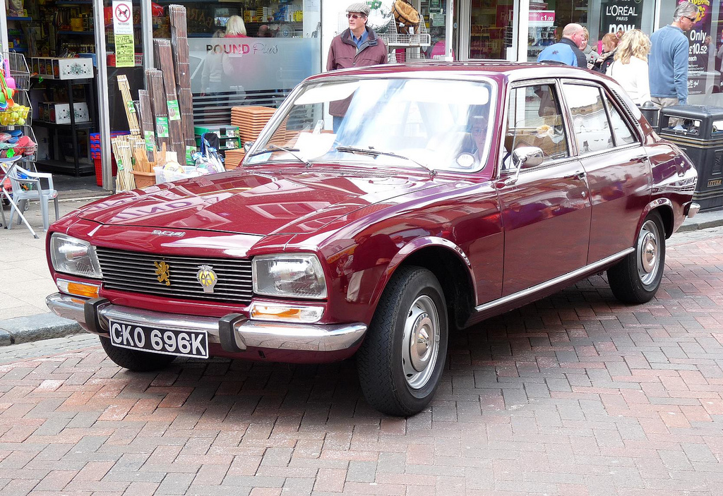 1972 Peugeot 504 Photos Informations Articles