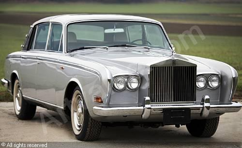 1972 Rolls royce Silver Shadow #19