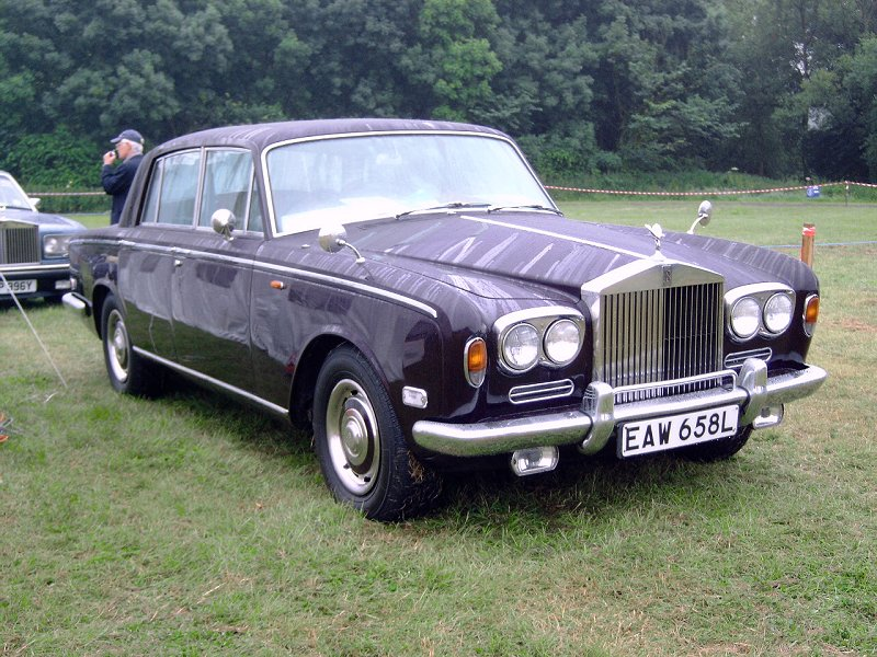 1972 Rolls royce Silver Shadow #18