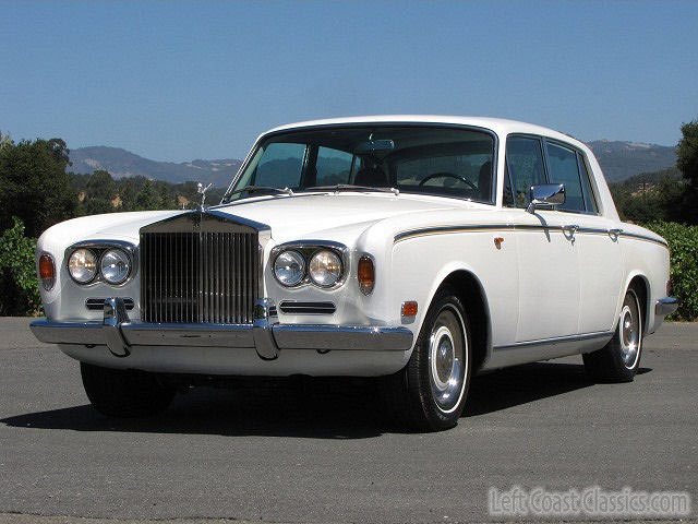 1972 Rolls royce Silver Shadow #20