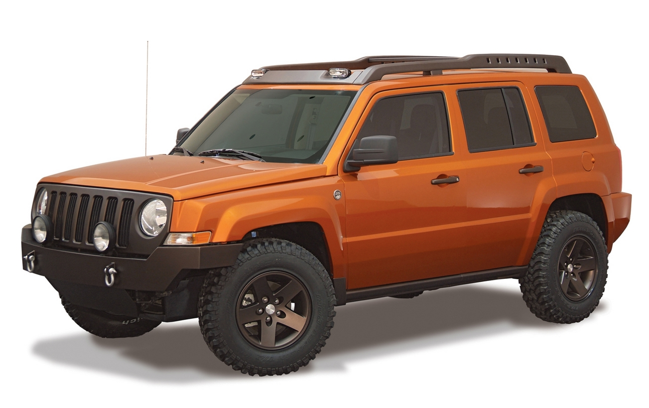 2009 Jeep Patriot #15