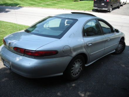 Mercury Sable #13