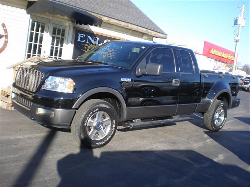 2004 Ford F-150 #5