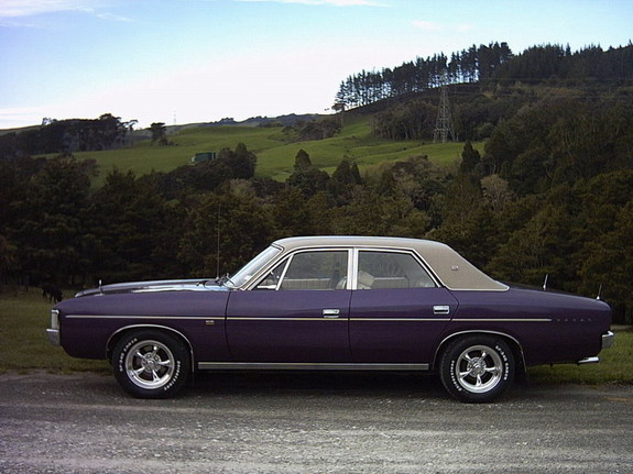 1973 Chrysler Valiant #20