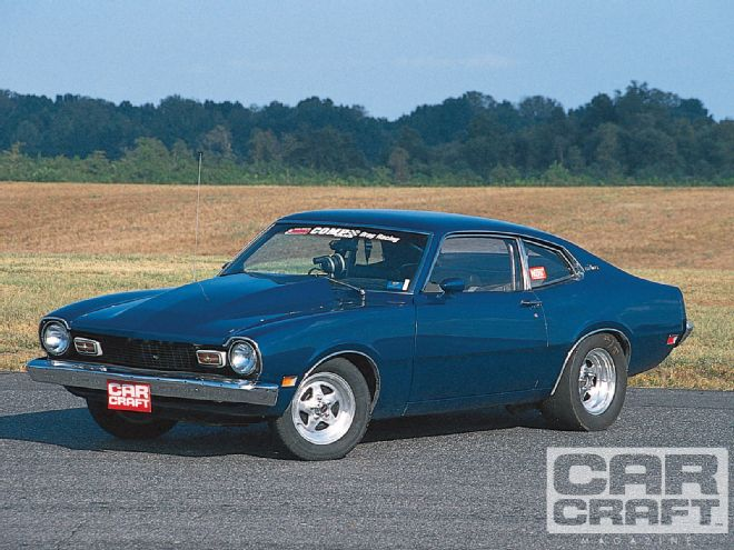 1973 Ford Maverick #21