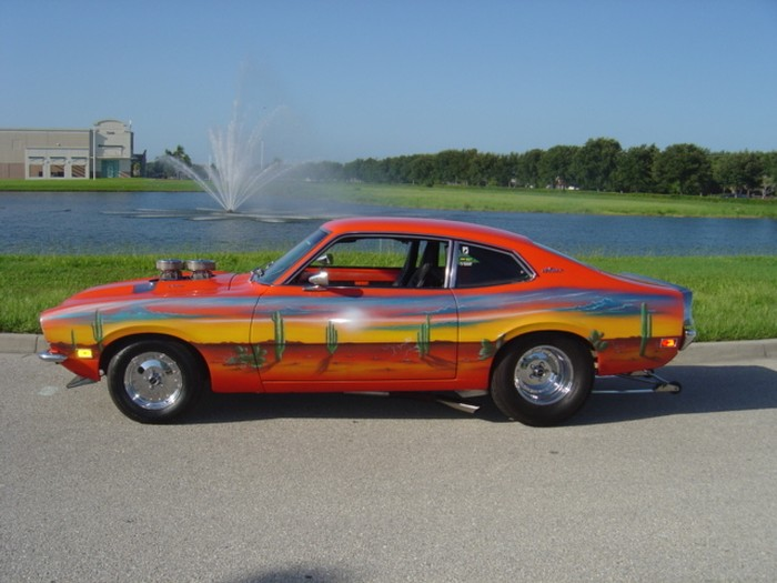 1973 Ford Maverick #22