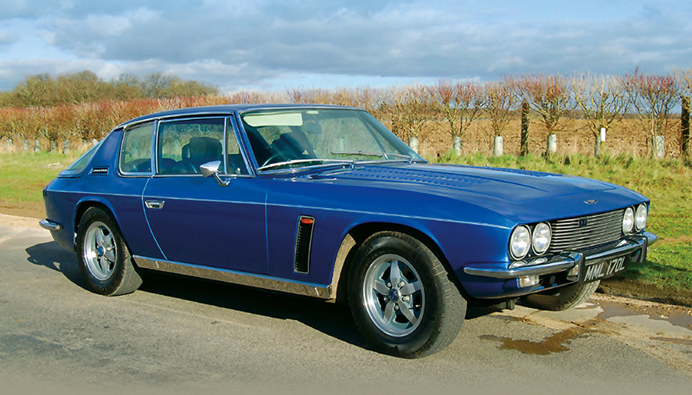 1973 Jensen Interceptor #17