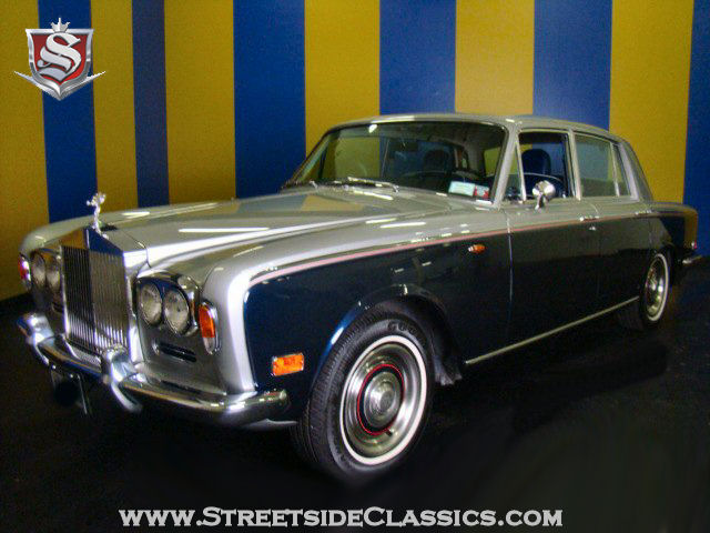 1973 Rolls Royce Silver Shadow #19