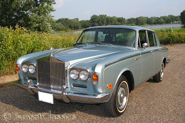 1973 Rolls royce Silver Shadow #18