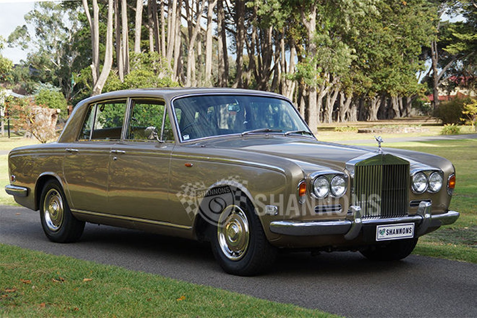 1973 Rolls royce Silver Shadow #21