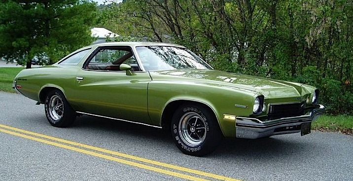 1974 Buick GS #15
