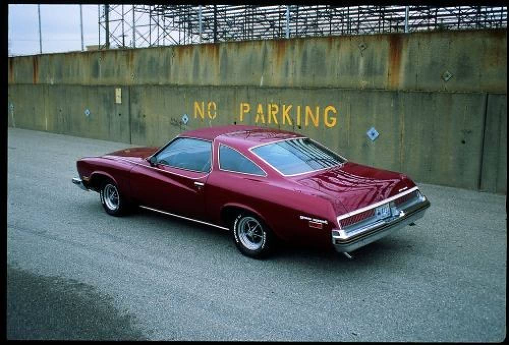 1974 Buick GS #13