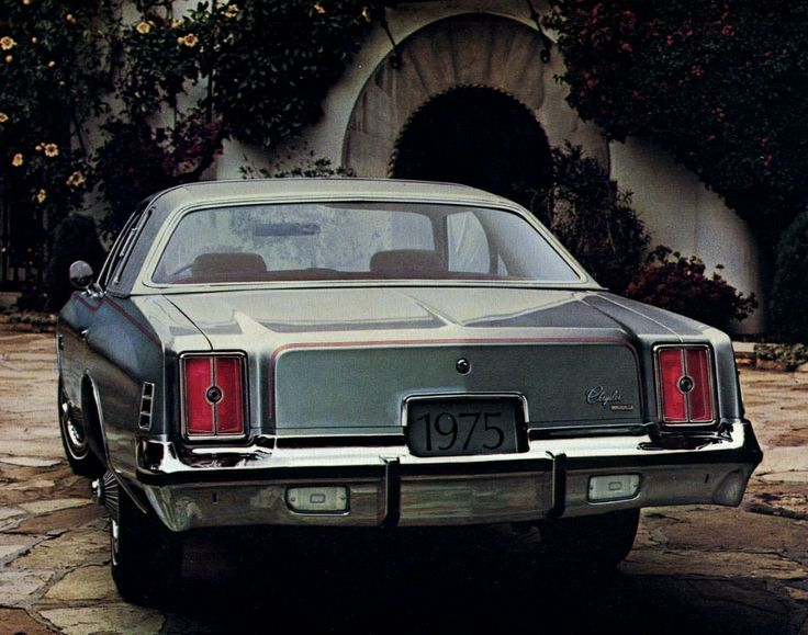 1974 Chrysler Cordoba #14