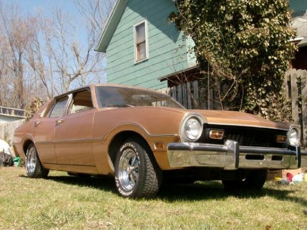 1974 Ford Maverick #16