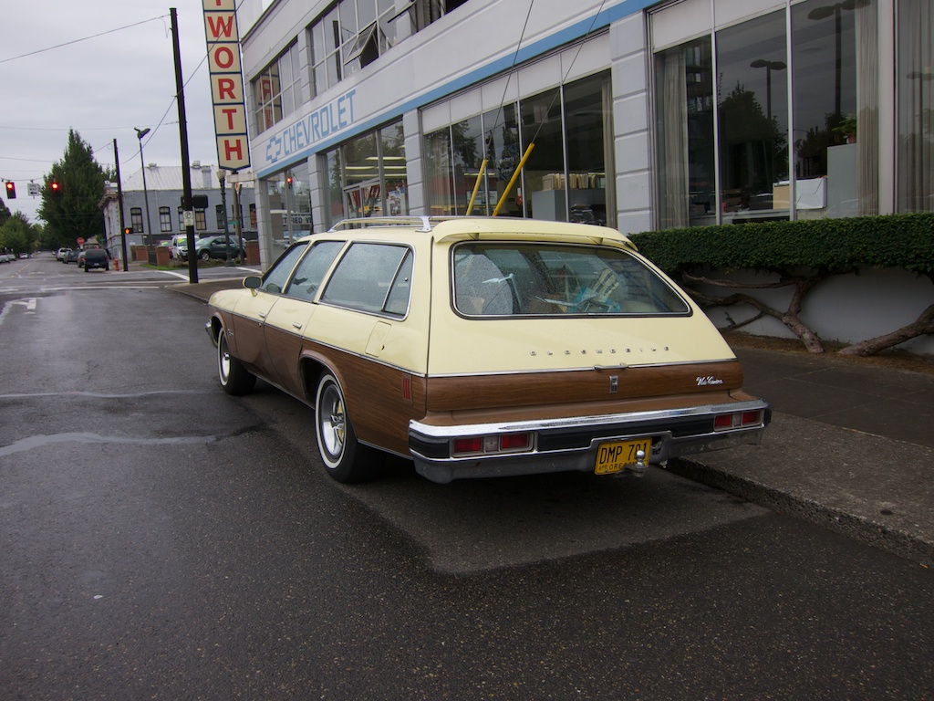 1974 Oldsmobile Vista Cruiser #18