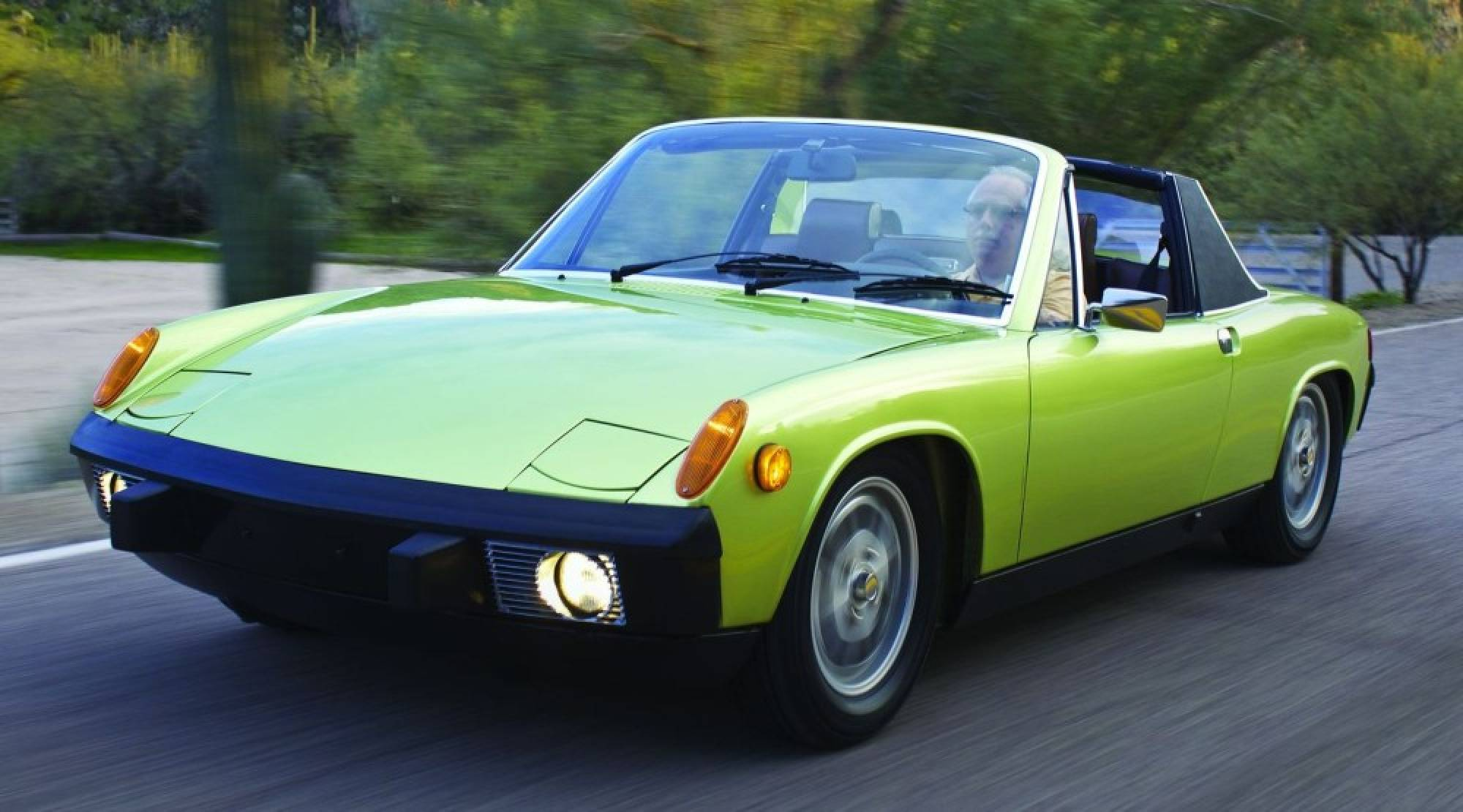 1974 porsche 914 photos informations articles. Black Bedroom Furniture Sets. Home Design Ideas