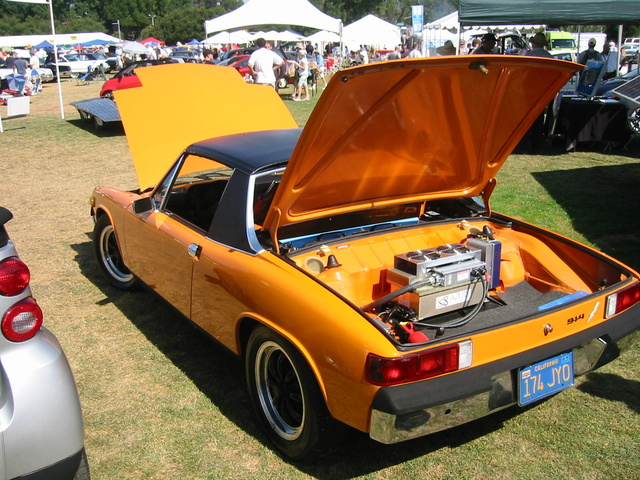 1974 Porsche 914 Photos, Informations, Articles - BestCarMag.com