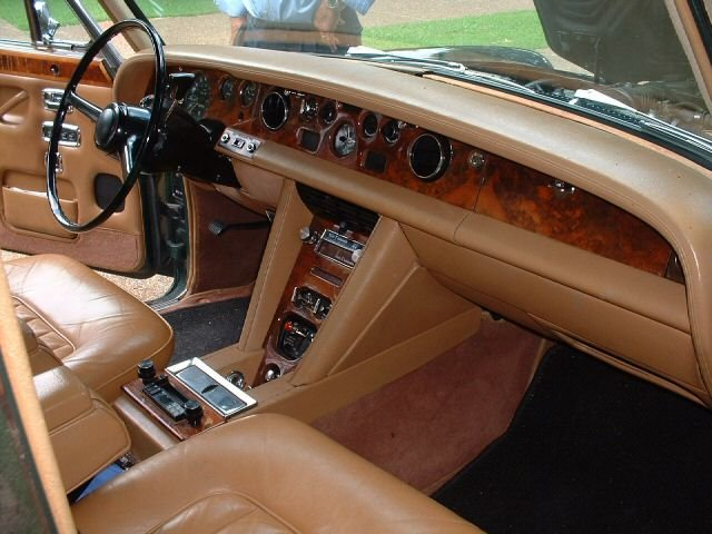 1974 Rolls royce Silver Shadow #25