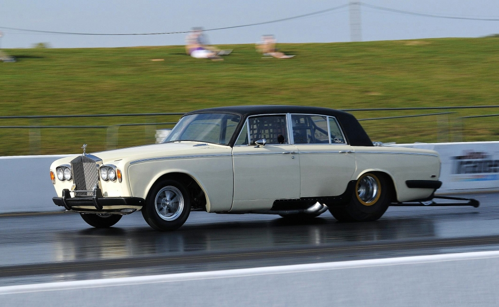 1974 Rolls royce Silver Shadow #24