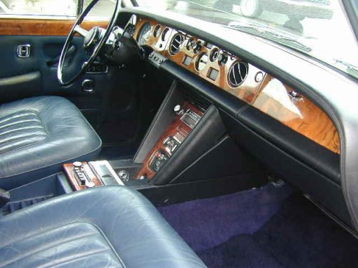 1974 Rolls royce Silver Shadow #23