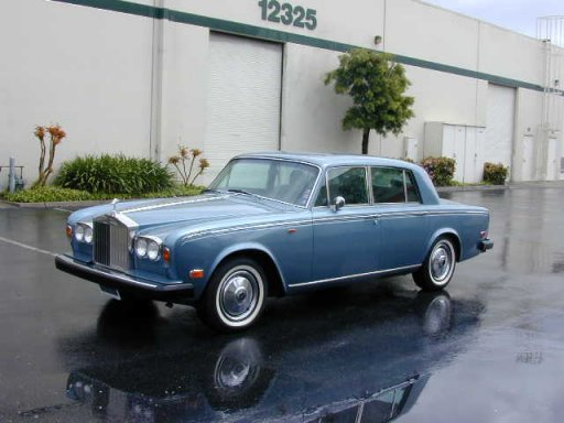 1974 Rolls royce Silver Shadow #21