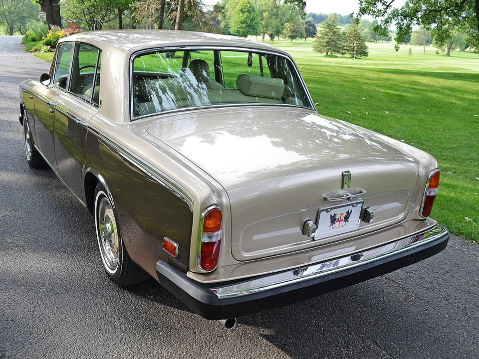1974 Rolls royce Silver Shadow #26