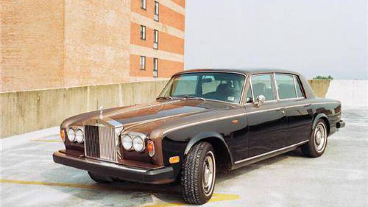 1974 Rolls royce Silver Shadow #19