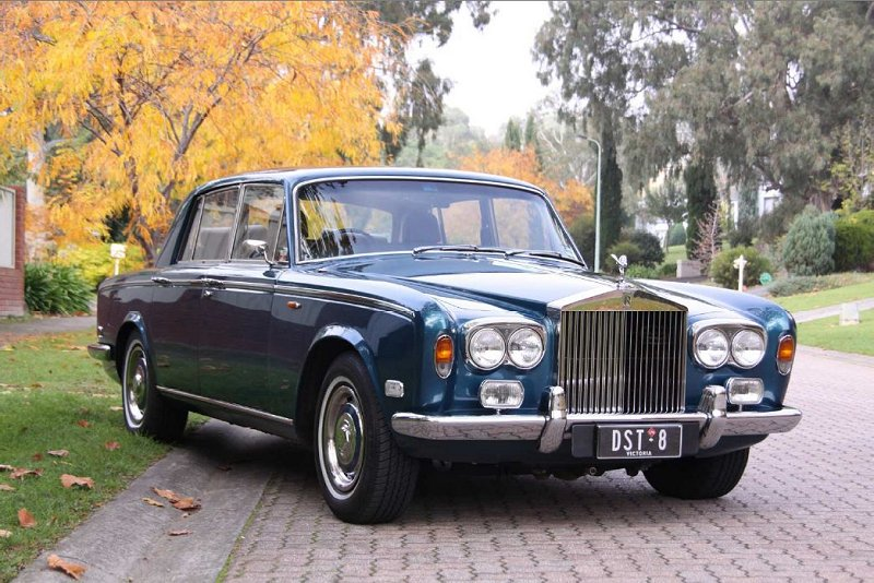 1974 Rolls royce Silver Shadow #22