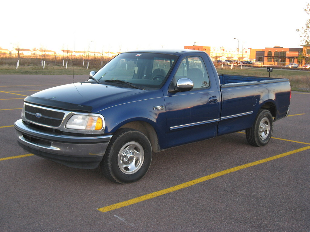 1997 Ford F-150 #6