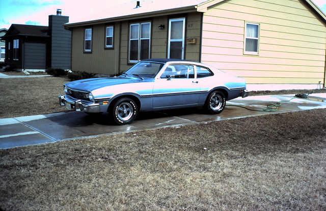 1975 Ford Maverick #27