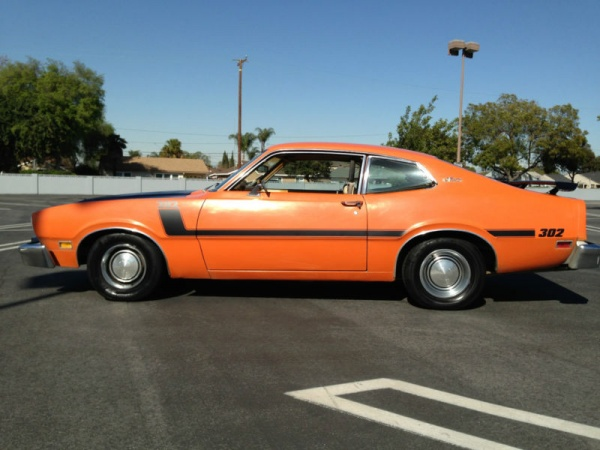 1975 Ford Maverick #24