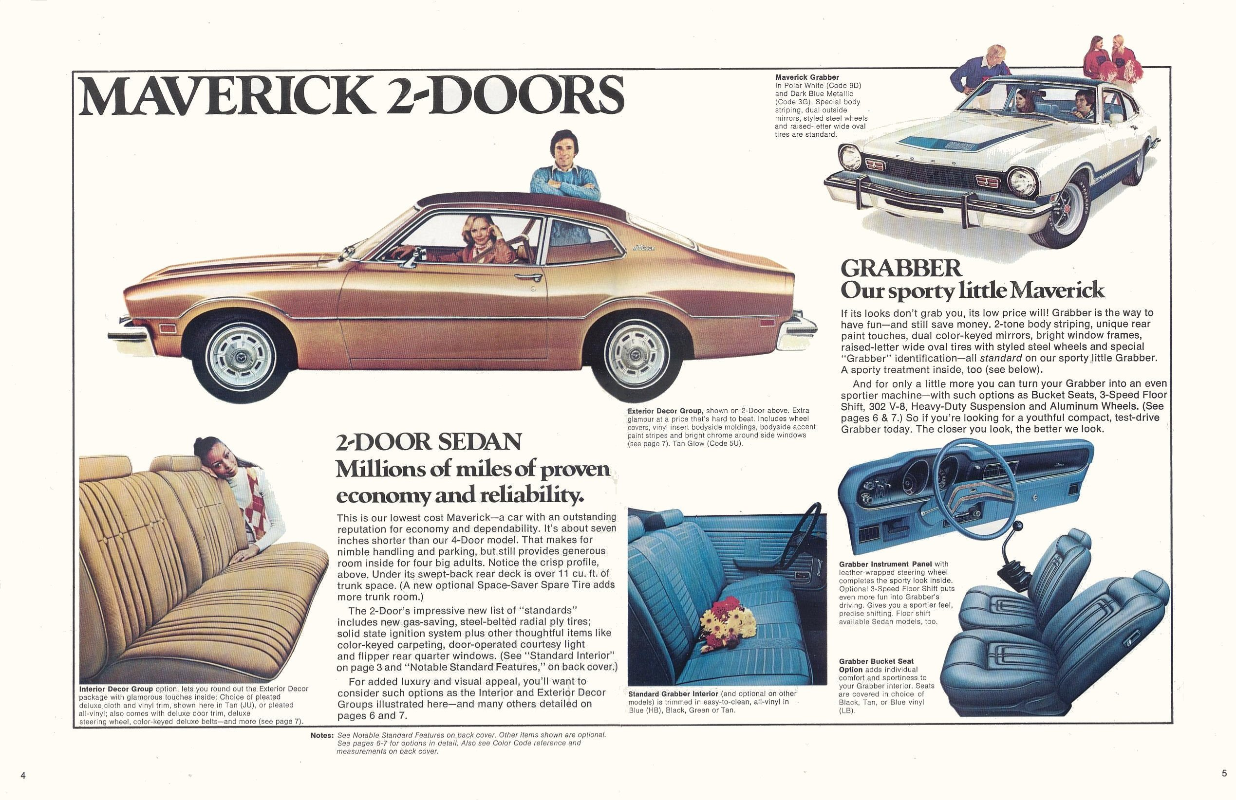 1975 Ford Maverick #22