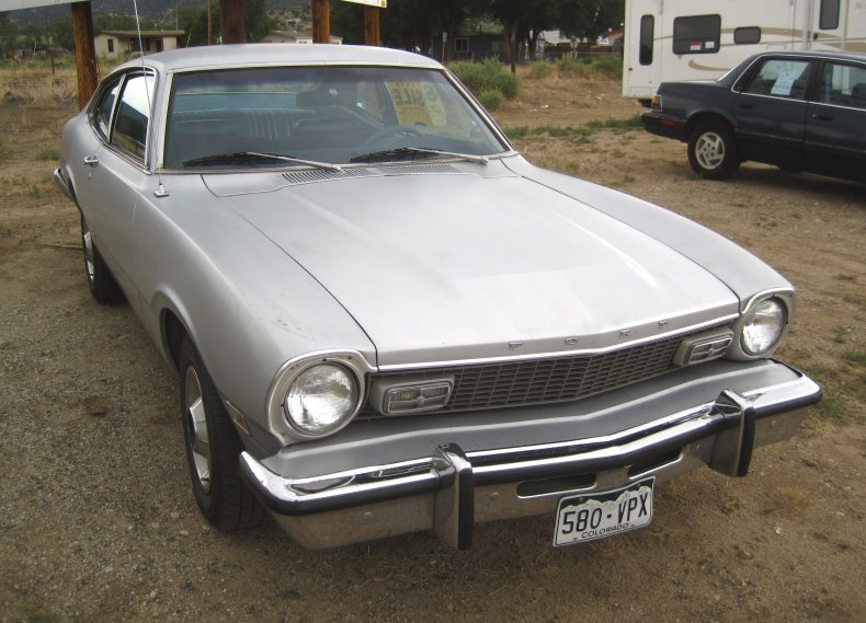 1975 Ford Maverick #25
