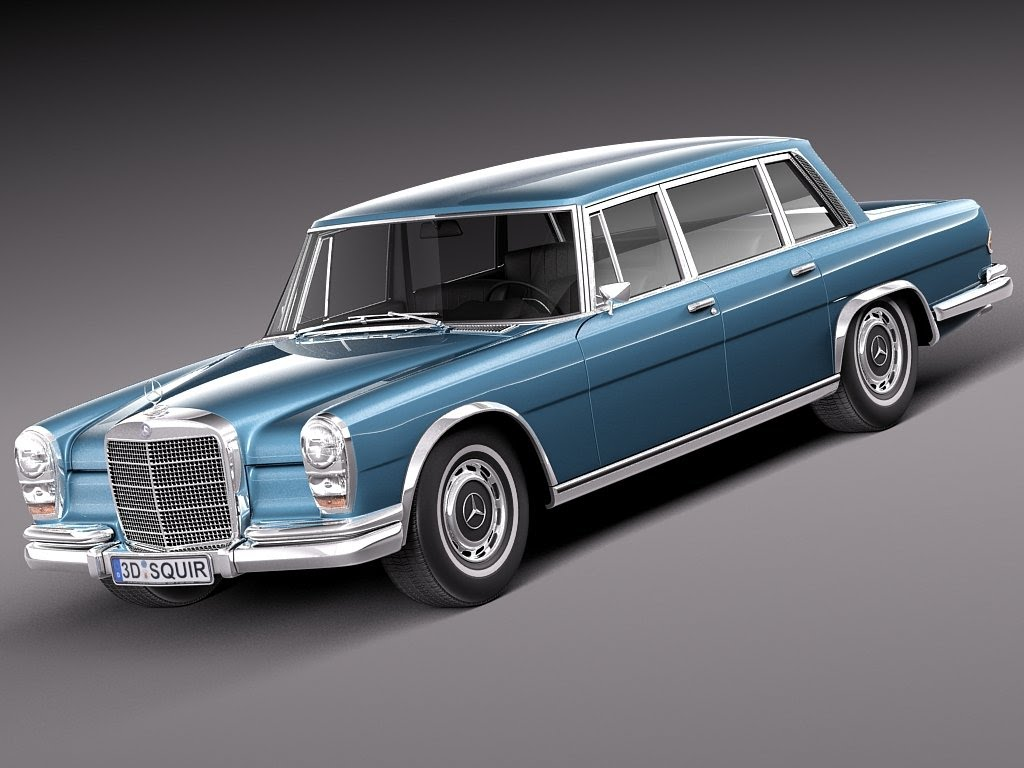 1975 mercedes benz 600 photos informations articles for Mercedes benz 600s