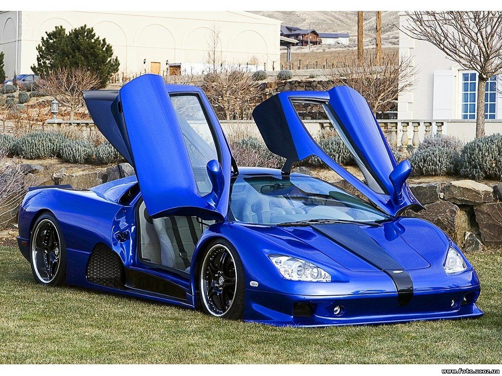 2006 SSC Ultimate Aero #9