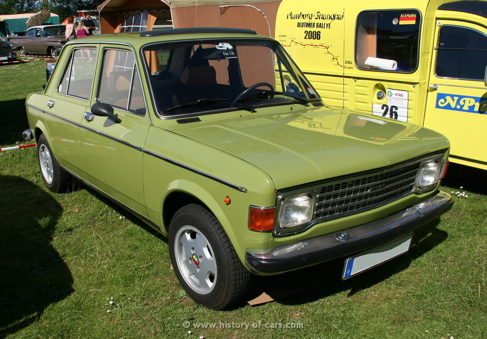 1976 fiat 128 photos informations articles bestcarmag com rh bestcarmag com Fiat 128 SL 1978 Fiat 128