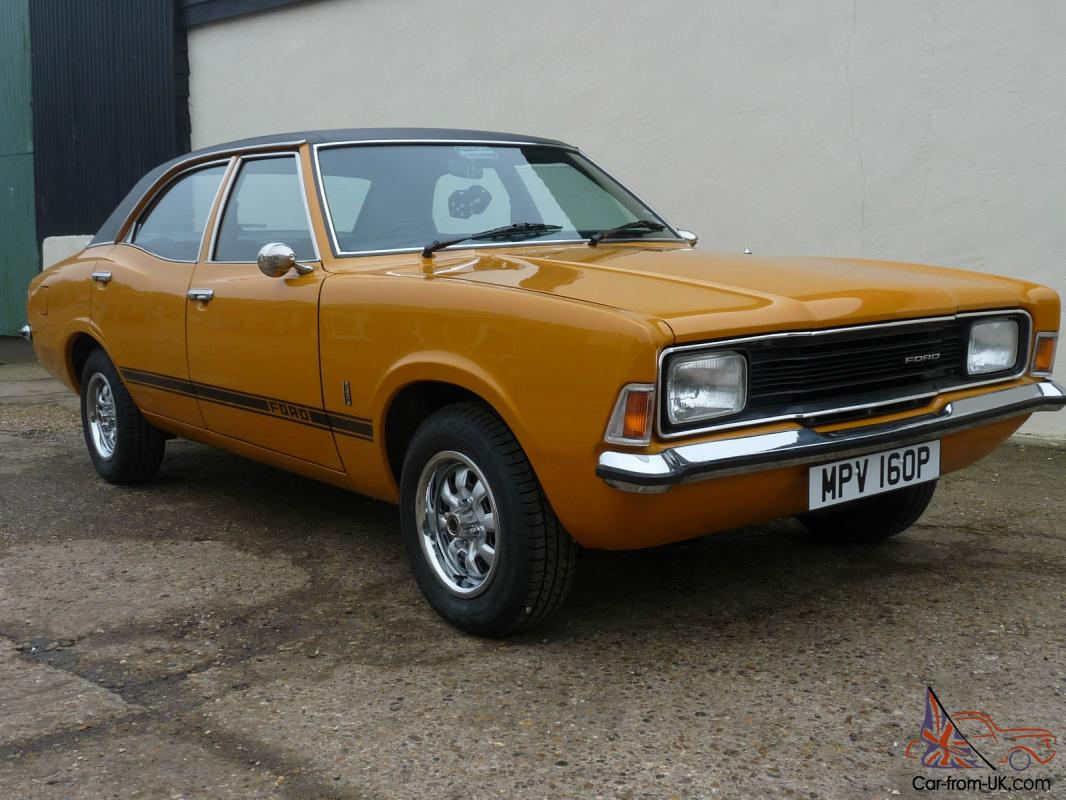 1976 Ford Cortina Photos, Informations, Articles ...