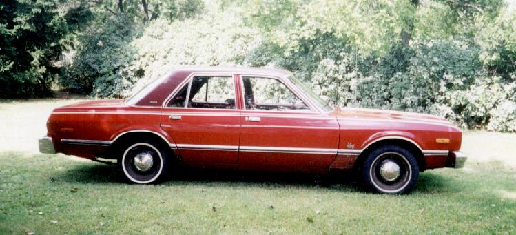 1976 Plymouth Volare #29