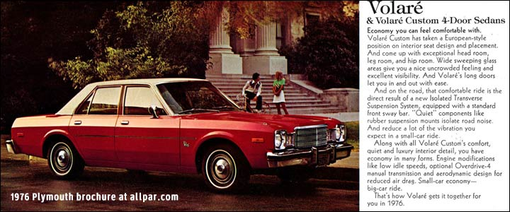 1976 Plymouth Volare #23