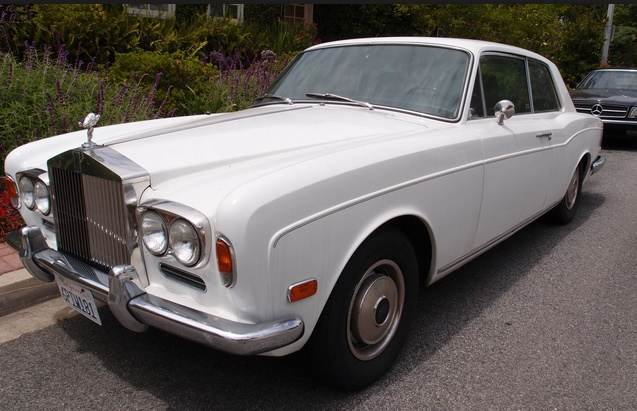 1976 Rolls royce Silver Shadow #20