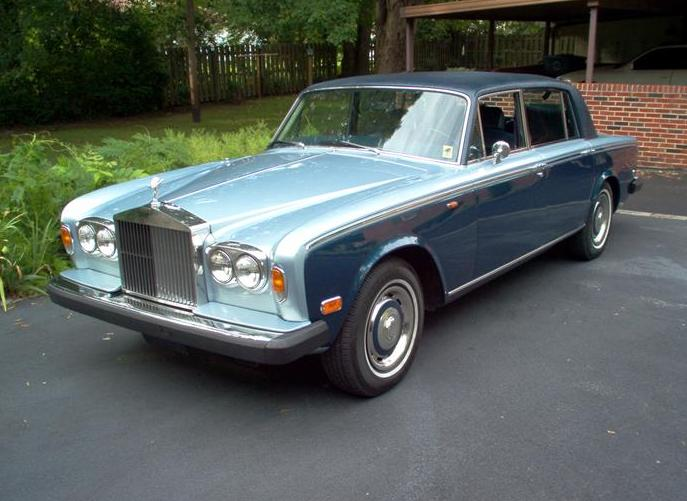 1976 Rolls royce Silver Shadow #18