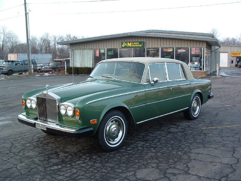 1976 Rolls royce Silver Shadow #19