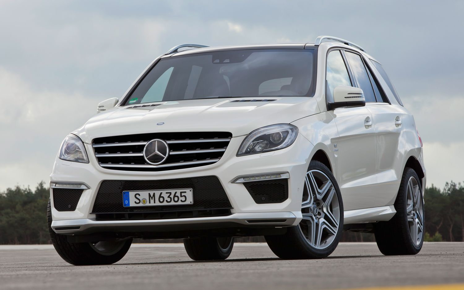 2012 Mercedes-Benz ML #9