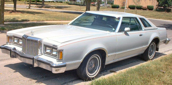 1977 Ford Cougar #19