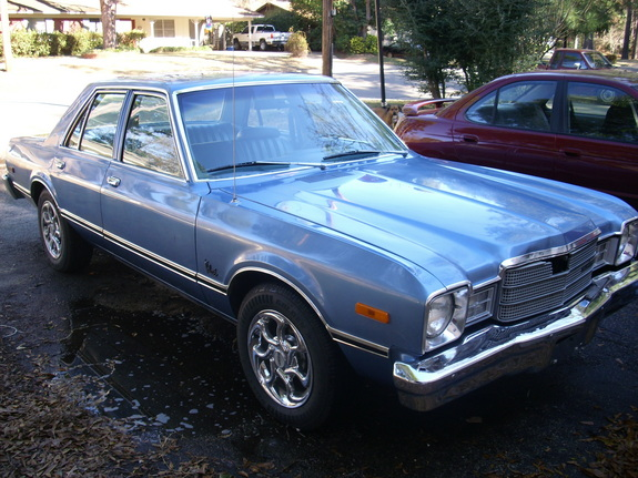 1977 Plymouth Volare #21