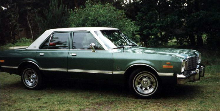 1977 Plymouth Volare #18