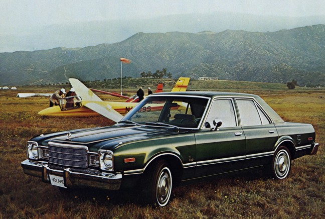 1977 Plymouth Volare #15